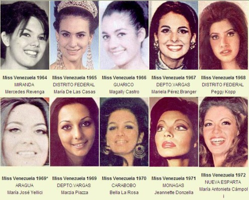 miss venevzuela 64-72