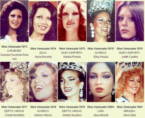 miss venevzuela 73-81